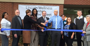 Lincoln Wellness Center celebrates one year