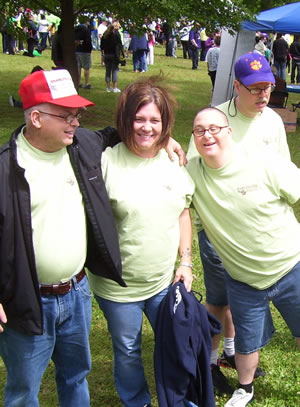 NAMIWalks group 2013