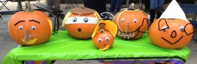 contest pumpkins